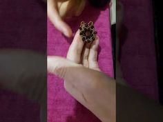 SELVİ TAKI TASARIM TAŞ SARMA TEKNİĞİ - YouTube Class Ring, Diy And Crafts, Rings, Youtube, Ring, Jewelry Rings, Youtube Movies