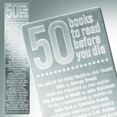 50 books to read