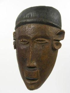 Tanzania Makonde Face Mask