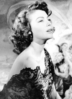 slackseyobrien: Ava Gardner, 1951