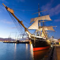 Star of India @san Diego maritime museum
