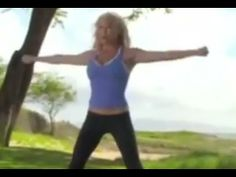 Tracy Anderson Transform 1 - Toning 3 - YouTube