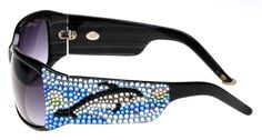 KIRKS FOLLY FABULOUS  DOLPHIN MAGIC CRYSTAL SUNGLASSES  #KirksFolly