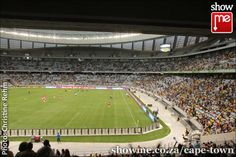 Bafana Bafana against Norway at the Cape Town Stadium Cape Town, Norway, South Africa, Public, African, Reading, Business, Travel, Viajes