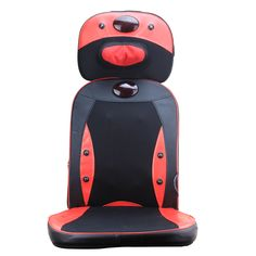 3PCS3 in 1 massage cushion neck massage pillowback massage cushionbuttock Vibrating massager seat Cushion Free Shipping