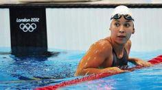 Dutch Olympic swimmer Naomi Kromowidjojo