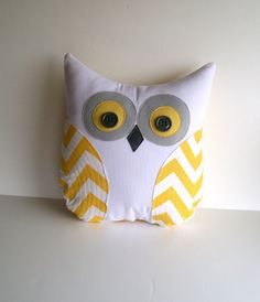 Whimsy Sweet Whimsy Owl Pillow ($29): How huggable is this sweet owl pillow? He's perfect for a shower or new baby gift.