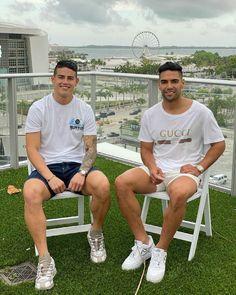 James Rodriguez, Real Madrid Bayern Munich, Everton, Instagram, Gucci, Football, Running, Boys, Sports