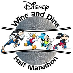 Race Bucket List - wine and dine half marathon - I bet I can convince JR to do this one!