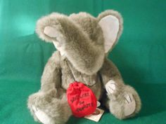 BOYD ELEPHANT new with tags Weighs 2 lbs big size  dated 1998-2000