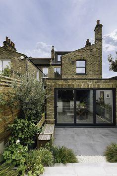 Kitchen extension. Designed by PLANSTUDIO (hello@planstudio.uk) Photography: Gautier Houba
