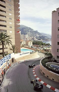 Never have I ever been to  the most glamorous Grand Prix in Monte-Carlo.
