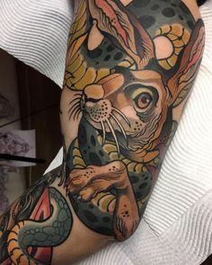 unique Tattoo inspiration 2017 - Sam Clark