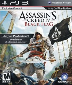 Video Games & Consoles Clever Assassins Creed Iv Black Flag Xbox 360 Ample Supply And Prompt Delivery