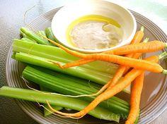 野菜がモリモリ進むアンチョビのディップ。 #バーニャカウダ #デイリーフリー #グルテンフリー
