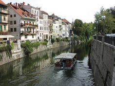 Ljubljana, Slovenia, Beautiful city