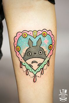 Totoro por Numi
