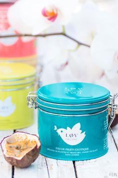 Iced Tea Lov Organic Exotic - Fein und Fabelhaft
