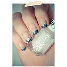 PSHIIIT Un blog de nailista, adepte de nail art tendance, passionnée... ❤ liked on Polyvore