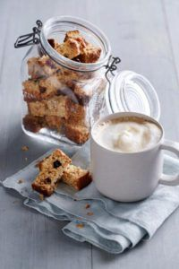 GRANOLA AND CRANBERRY BUTTERMILK RUSKS