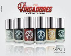 Saiu a resenha dos esmaltes da coleção Avengers VIEW Cosméticos, passa lá pra ver. ;)    http://blogdajeu.com.br/colecao-avengers-view-cosmeticos/    #esmaltes #unhas #unha #nail #nails #esmalte #colecaoavengers #lancamento #viewcosmeticos #cosmeticos #cosmetics #beleza #beauty #beaute #beautyblogger #blogger #blogueira #blogueirabaiana