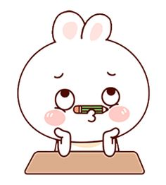 LINE Creators' Stickers - Happy bunny Sunny 2 Example with GIF Animation Cute Puns, Cute Love Memes, Cute Love Gif, Cute Love Cartoons, Cute Bear Drawings, Cute Cartoon Drawings, Cute Kawaii Drawings, Cute Cartoon Characters, Cute Cartoon Pictures