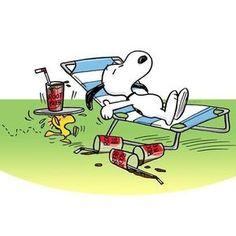 Snoopy by RhondaElaine