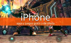 Juegos y Apps para iPhone con Descuento y GRATIS (24 Septiembre)