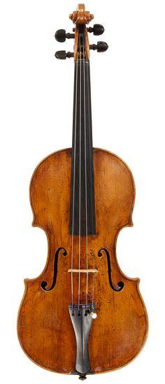 Violino   Giovanni Battista Gabrielli   Firenze   1750