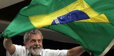Por Dentro... em Rosa: Lula no Governo, para levantar o Brasil