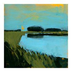 Paul Bailey, landscapes