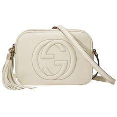 Gucci Soho leather disco bag, $980 gucci.com