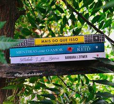 """Boa Noite, 😄Hoje recebi minhas cortesias do GrupoEditorial@Novo_Conceito.Em Abril a Novo Conceito lançou três livros:▫🔼Mais do que isso, de #PatrickNess🔼Mentiras como o amor, de #LouisaReid🔼Sociedade J.M.Barrie de #BarbaraJZitwerNotei que todos os três começam com um prólogo, nos apresentam diretamente a questão geral que será abordada nos livros, e ao ler o prólogo de cada um, sem que eu pudesse perceber quando cheguei ao do """"Mais do que isso"""" li até a página 25, 😻. De cara sentimos a…"""