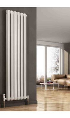 Reina Coneva Steel Column Vertical Designer Radiator