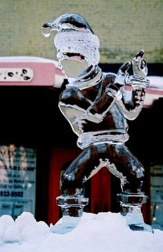 Ice Impressions Ice Sculptures, Ice Impressions Traverse City.