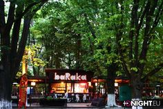 Baraka Bucharest, Broadway Shows, Neon Signs