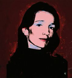 Lee Radziwill, by Andy Warhol, Acrylic and silkscreen ink on linen, Lee Radziwill, Jackie Kennedy, Pittsburgh, Andy Warhol Portraits, Pop Art Movement, Portrait Art, American Artists, Online Art, My Idol