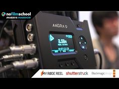 ANDRA Motion Focus Uses On-Talent Sensors to Tell You Exactly Where Critical Focus Is - YouTube