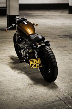 CAFE RACER - BRAT - CX500 in Cars, Motorcycles & Vehicles, Motorcycles & Scooters, Honda | eBay