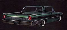 https://flic.kr/p/8ysGGM | 1961 Ford Galaxie 500 2 Door Hardtop