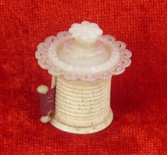OUTSTANDING ENGLISH MOTHER OF PEARL TAPE MEASURE c 1840 - SEWING COLLECTABLES | eBay