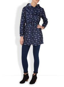Bird Print Mac, read reviews and buy online at George. Shop from our latest range in Women. Add a lovely twist to your year-round layers with this fantastic ...