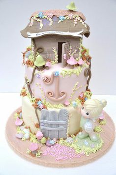 Precious Moment Cake