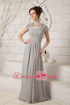 mother of the bride dresses for summer 2014 tea length | ... neck Long Chiffon Lace Mother Of The Bride Dress - DressesCO. http://www.noellesnakedtruth.com/mom