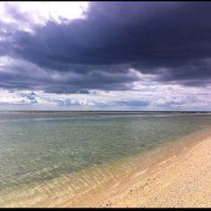 Torri beach.  Okinawa Japan