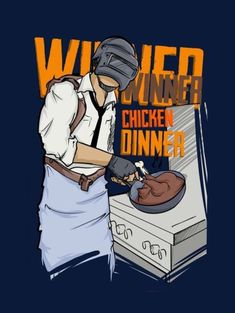 'PUBG - Winner, Winner Chicken Dinner Merchandise' Poster by PUBGUnknown - Best of Wallpapers for Andriod and ios 1440x2560 Wallpaper, 480x800 Wallpaper, 4k Wallpaper For Mobile, Marvel Wallpaper, Wallpaper Iphone Cute, Cartoon Wallpaper, Kitty Wallpaper, Gaming Wallpapers, Funny Wallpapers