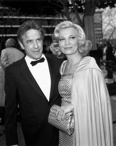 John Cassavetes and Gena Rowlands | gena rowlands and john cassavetes
