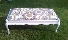 coffee table turned bench from tara_forst