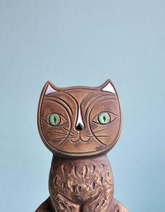 Alcancía japonesa  Mod Cat Bank by MisterTrue on Etsy, $19.00