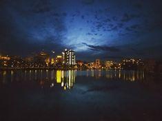 Strange sky above UBC Night Photography, Nightlife, Dusk, New York Skyline, Victoria, Travel, Instagram, Viajes, Destinations
